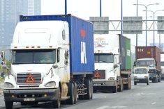 Giá cước vận tải container đường bộ 1