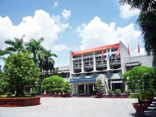 Công ty CP Vận tải biển Việt Nam