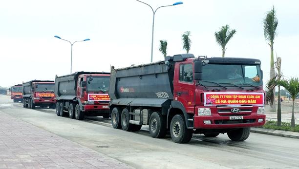 Công ty vận tải đường bộ