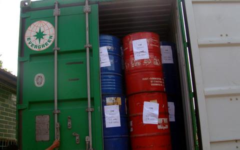 Hóa chất nhập khẩu