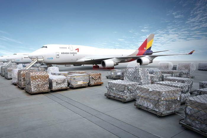 Air cargo là gì