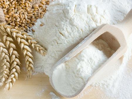 Bột mì nhập khẩu