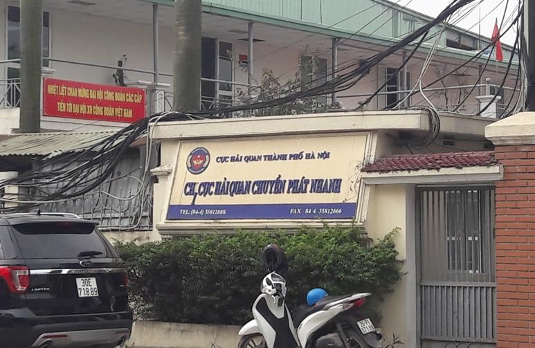 Chi cục hải quan chuyển phát nhanh Hà Nội