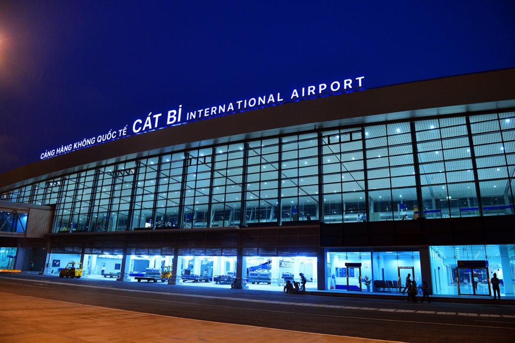 Cửa khẩu hàng không quốc tế Cát Bi