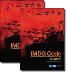 IMDG Code 2010 edition