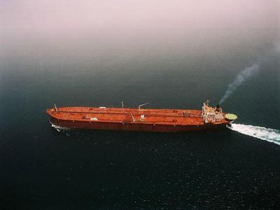Knock Nevis at sea
