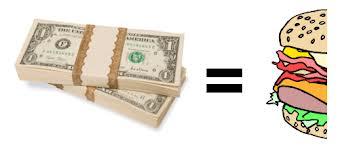 Hợp đồng ngoại thương - Money for Foods