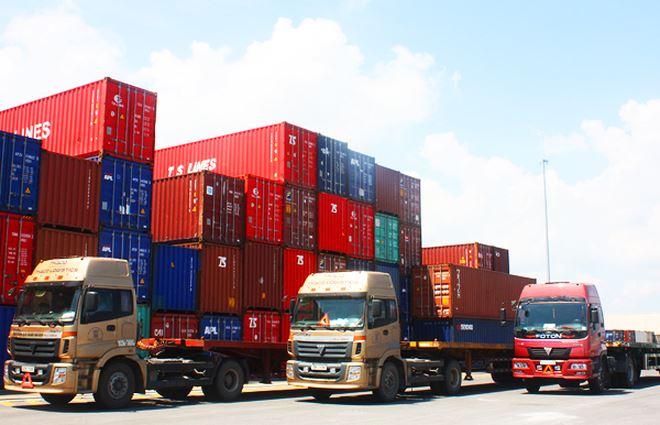 Vận tải container Hải Phòng