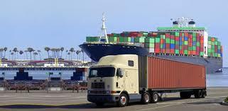 Vận tải container đường biển - bộ